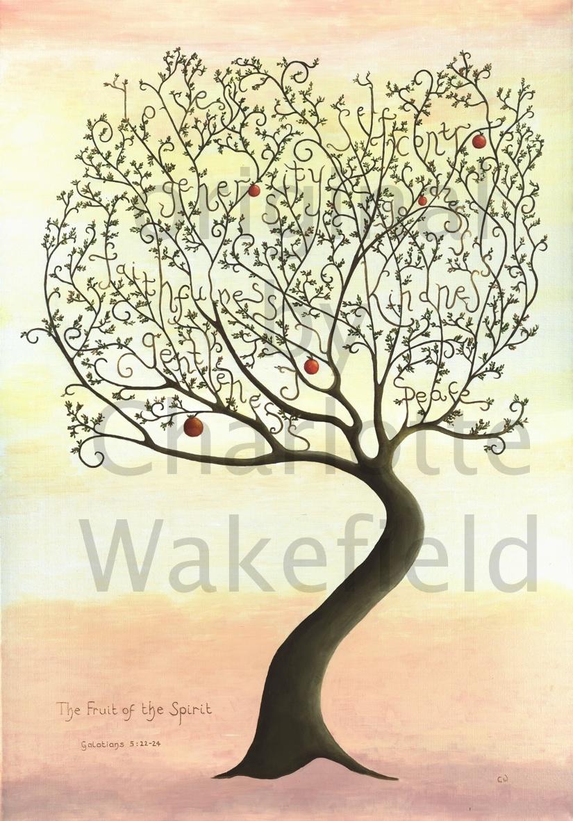 Treespeake The Fruit Of Spirit